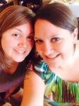 Amy 3 and Lindsay