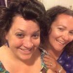 Lindsay and Amy 2