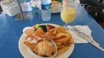 Coconut shrimp! SO FREAKING GOOD.