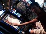 """DSH - Ray """"winning"""" in the casino"""